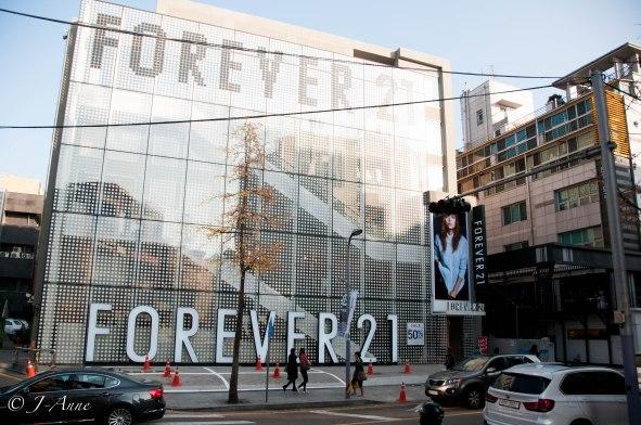 5-storey Forever 21